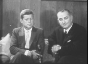 JFK and LBJ Campaign Advertisement (1960)