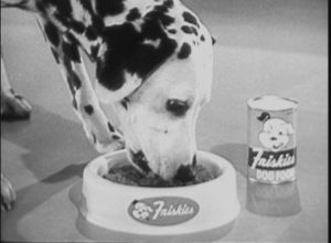 101 Dalmatians Friskies Promotion (1961)