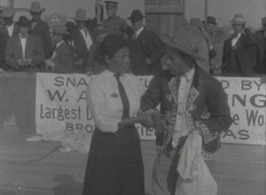 The Snake King of Brownsville (1914)