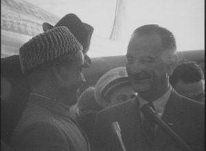 Bashir Ahmed Sarban Visits the United States (1961)