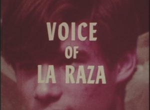 Voice of La Raza (1971)