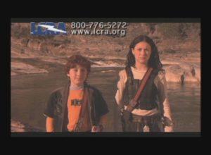 Spy Kids PSA (2001)