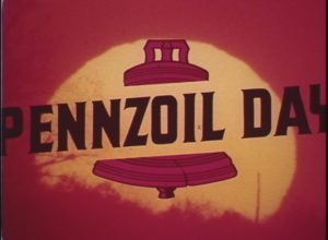 A Pennzoil Day (1975)
