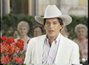 "Perry Como Christmas Special: George Strait Sings ""Christmastime in Texas"" (1986)"