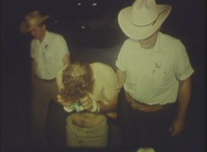 Johnny Meadows Arrest (1971)
