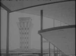 New Terminal Opens at Robert Mueller Municipal Airport (1961)