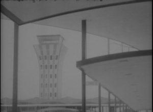 New Terminal Opens at Robert Mueller Municipal Airport (1961)