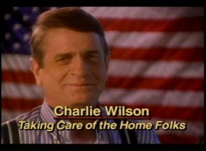 Congressman Charles Wilson Campaign Ad Reel (1992)