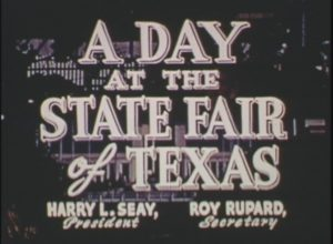 A Day at the State Fair of Texas (1941)