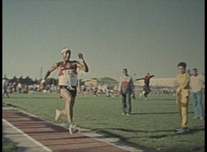 Long Jump Competitions (1986-7)
