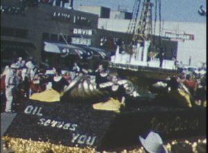 Permian Basin Oil Show Parade (1954)