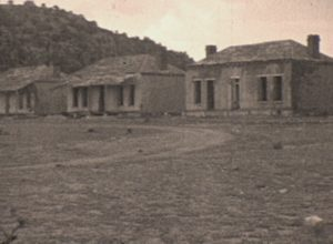 Abandoned Structures at Fort Davis (1932)